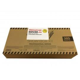 OHŇOSTROJNÝ SHOW BOX XII 385sh