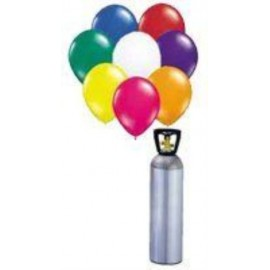 Láhev helia na 150 balónků