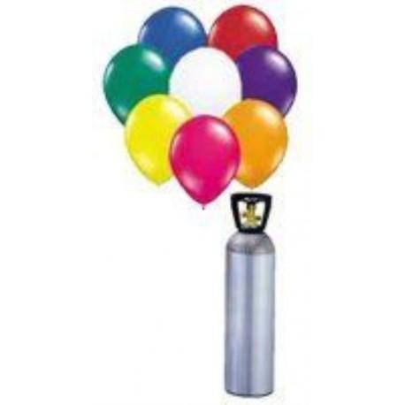 Láhev helia na 300 balónků