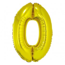Balón foliový číslice 115 cm - 0