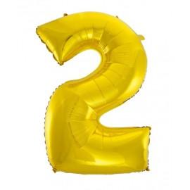 Balón foliový číslice 115 cm - 2