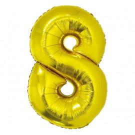 Balón foliový číslice 115 cm - 8