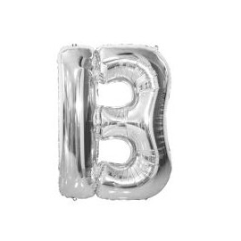 """Balón foliový písmeno """"B"""" 115 cm"""