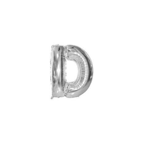 """Balón foliový písmeno """"D"""" 115 cm"""