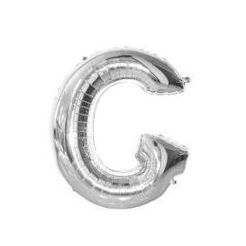 """Balón foliový písmeno """"G"""" 115 cm"""