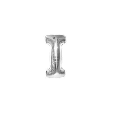 """Balón foliový písmeno """"I"""" 115 cm"""