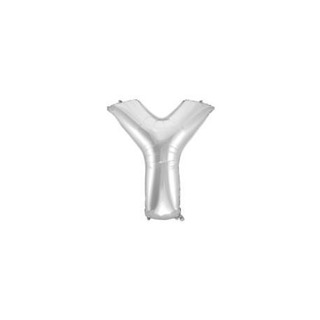 """Balón foliový písmeno """"Y"""" 115 cm"""
