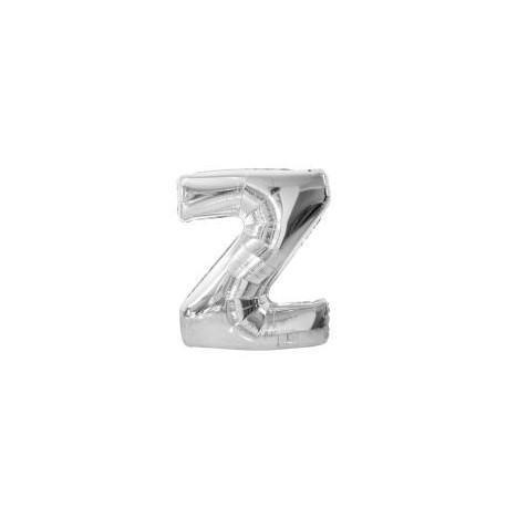 """Balón foliový písmeno """"Z"""" 115 cm"""