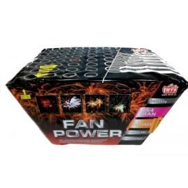 OHŇOSTROJNÁ BATERIE FAN POWER 64SH-V