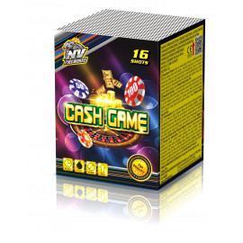 OHŇOSTROJNÝ KOMPAKT CASH GAME 16sh