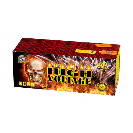 OHŇOSTROJNÝ KOMPAKT HIGH VOLTAGE 80sh
