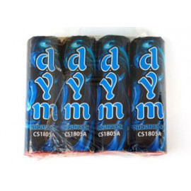 Dýmovnice modrá se zápalnicí, 4ks