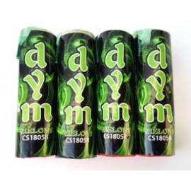 Dýmovnice zelená se zápalnicí, 4ks