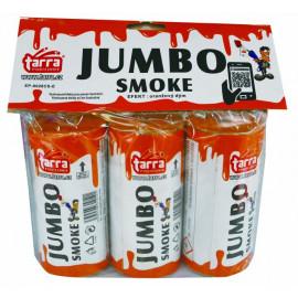 DÝMOVNICE - JUMBO SMOKE - ČERVENÁ trhací pojistka 1ks