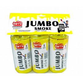 DÝMOVNICE - JUMBO SMOKE - ŽLUTÁ - 1ks - trhací pojistka