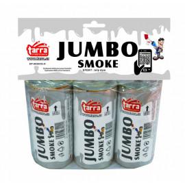 DÝMOVNICE - JUMBO SMOKE - BÍLÁ - 1ks - trhací pojistka